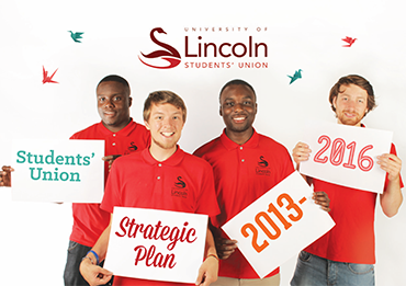 University of Lincoln Students' Union Strategy 2013-2016
